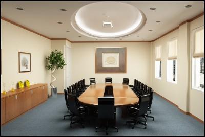Thiết kế phòng họp nhỏ xinh ấn tượng