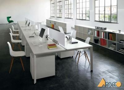 Những mẫu thiết kế văn phòng quy mô lớn hiện đại