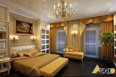 Thiết kế nội thất phòng ngủ nhà Chị Mai Chi