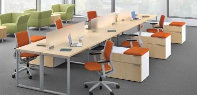Thiết kế nội thất văn phòng cho không gian nhỏ hẹp