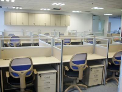 Sự cần thiết của vách ngăn trong văn phòng làm việc