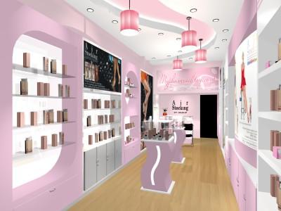 Các bước cơ bản thiết kế showroom trưng bày sản phẩm