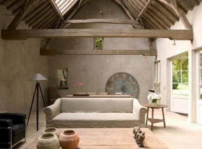Thiết kế nhà ở theo phong cách Wabi Sabi