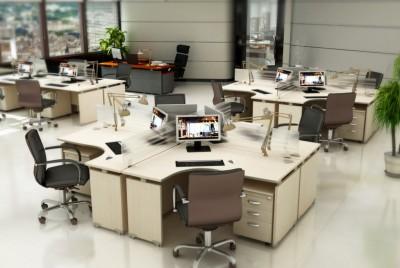 Xu hướng thiết kế nội thất văn phòng làm việc mới nhất
