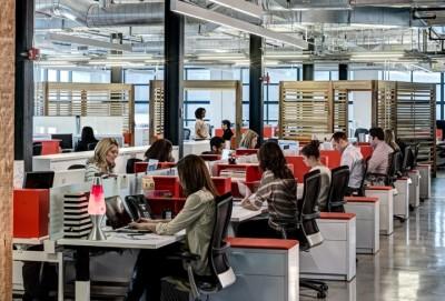 Xu hướng thiết kế nội thất văn phòng 2015