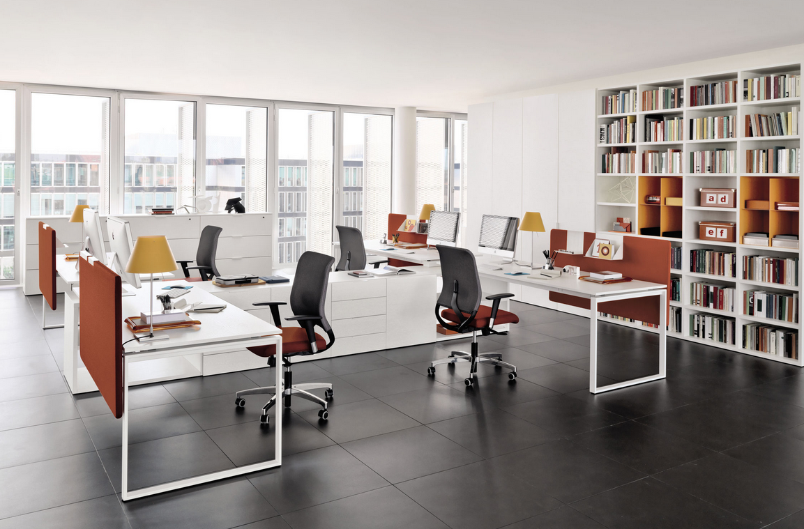 Thiết kế nội thất văn phòng nhỏ giá rẻ tại Hà Nội