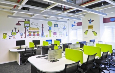 Thiết kế văn phòng đẹp tại Hà Nội