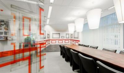 Thiết kế văn phòng làm việc đa chức năng