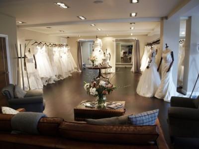 Thiết kế showroom áo cưới tại Hà Nội
