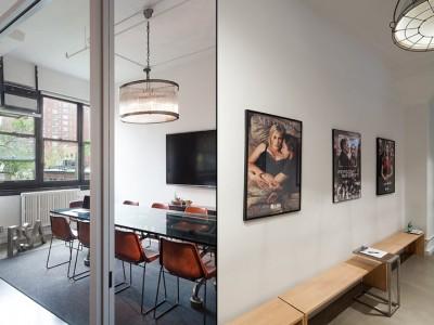 Thiết kế nội thất văn phòng công ty RecFilms Việt Nam