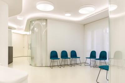Thiết kế văn phòng nha khoa công ty YLAB Arquitetos