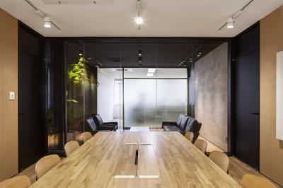Thiết kế thi công nội thất văn phòng công ty Betagen