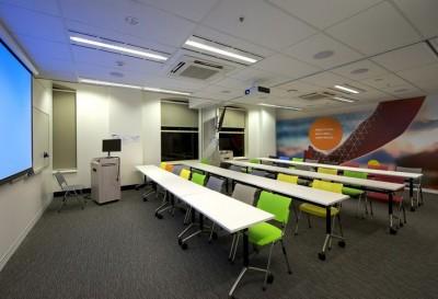 Thiết kế văn phòng công ty trong lĩnh vực giáo dục