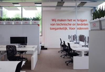 Công ty thiết kế trang trí nội thất văn phòng tối ưu