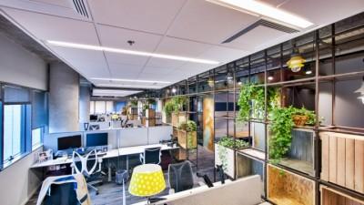 Tư vấn thiết kế văn phòng công ty kích thích sự sáng tạo