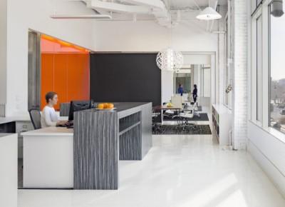 Dịch vụ thiết kế thi công nội thất văn phòng giá rẻ