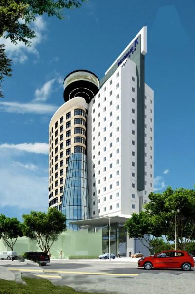 Thiết kế khách sạn 3 sao theo xu hướng của thời đại