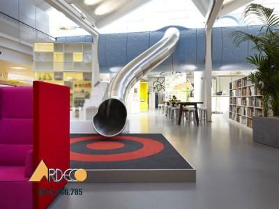 Chi phí thiết kế nội thất văn phòng theo nhu cầu của công ty