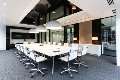 Thiết kế văn phòng theo xu hướng mới, ấn tượng và độc đáo hơn