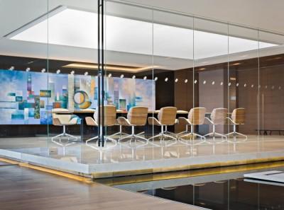 Thiết kế văn phòng công ty Masan Việt Nam tại Singapore