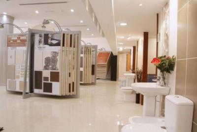 Mẫu thiết kế showroom vật liệu xây dựng đẹp