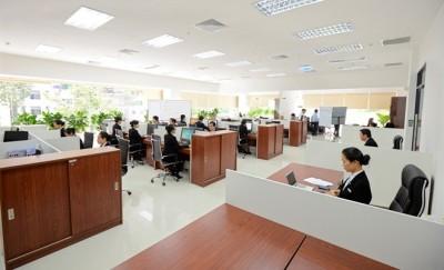 Thiết kế nội thất văn phòng theo phong thủy Á Đông