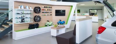 Cách để có một thiết kế showroom đẹp cuốn hút
