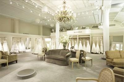 Một số mẹo thiết kế showroom áo cưới