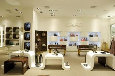 Thiết kế showroom thời trang ấn tượng chuyên nghiệp của SAAD