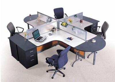 Giải pháp thiết kế nội thất văn phòng diện tích nhỏ
