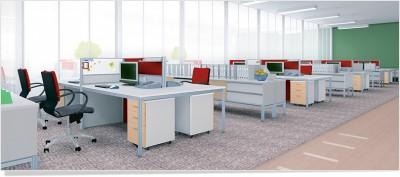 Thiết kế văn phòng giúp thu hút tài lộc