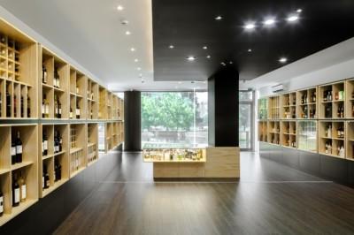 Lợi ích khi thiết kế showroom bằng các vật liệu làm từ gỗ