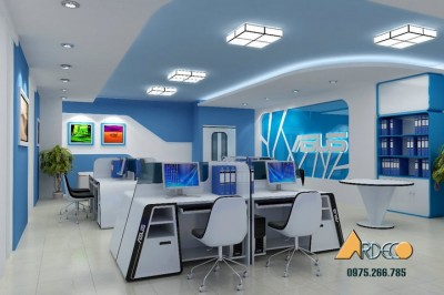 Những lưu ý khi thiết kế nội thất văn phòng cho doanh nghiệp vừa và nhỏ