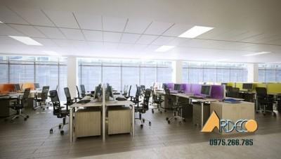 Lý do nên chọn thiết kế nội thất văn phòng theo quy mô công ty
