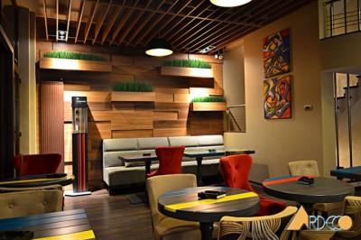 Tổng hợp các nhóm phong cách thiết kế nhà hàng hiện nay