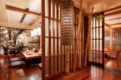 Thiết kế nội thất nhà hàng phong cách châu Á Ardeco