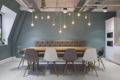 Tư vấn giải pháp thiết kế thi công nội thất văn phòng tại Hà Nội