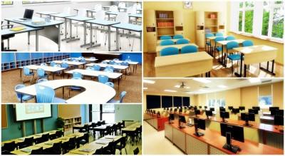 Dịch vụ thiết kế nội thất văn phòng tại cơ sở giáo dục