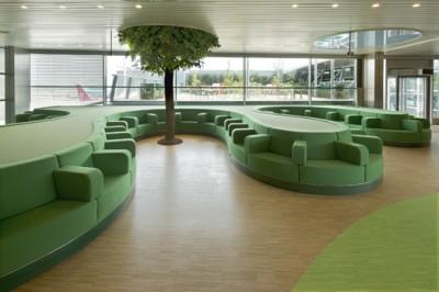 Ghế phòng chờ đẹp cho văn phòng hiện đại