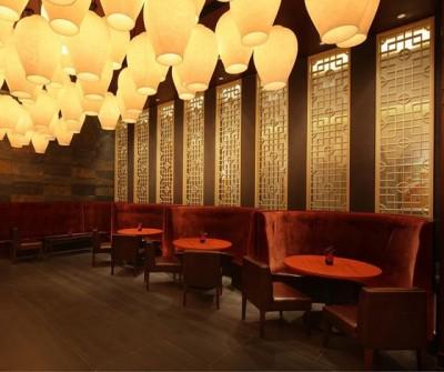 Thiết kế nhà hàng sang trọng phong cách Trung Hoa Ardeco