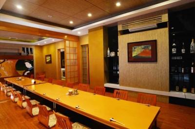 Cách thiết kế nhà hàng nhật Akaari sang trọng