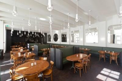 Các tiêu chí cấu thành nên thiết kế nhà hàng hiện đại