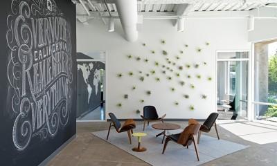 Tỉ lệ vàng trong thiết kế nội thất văn phòng