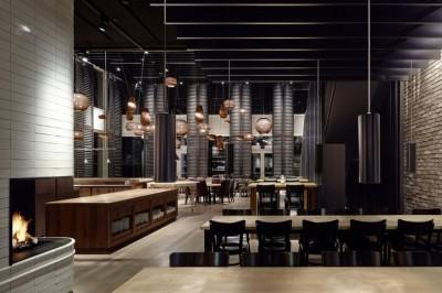 Những phong cách thiết kế nhà hàng mê hoặc thực khách Aredeco