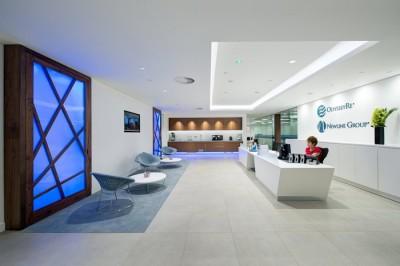 Thiết kế nội thất văn phòng công ty Newline Group