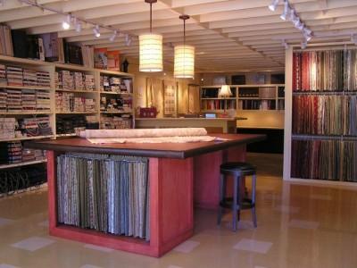 Thiết kế showroom theo phong cách Trung Quốc