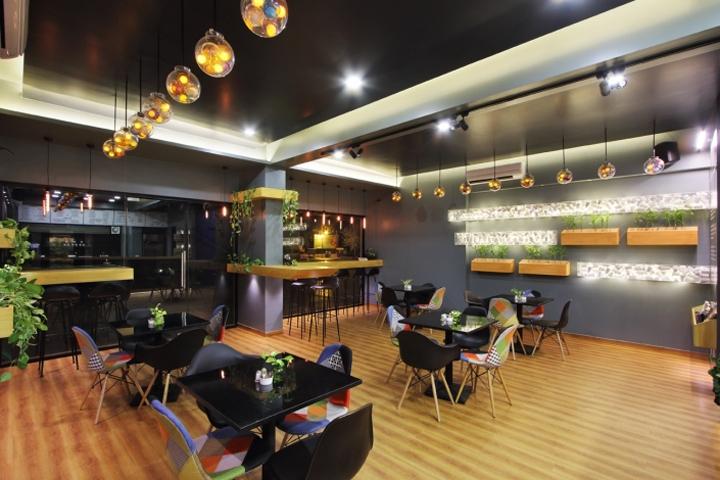Thiết kế nội thất quán cafe lạng sơn