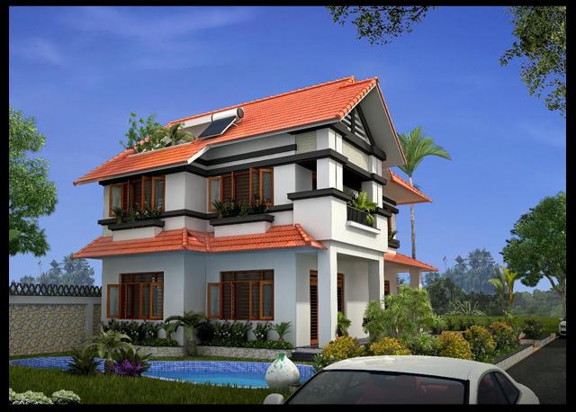 Thiết kế nhà đẹp tại Lạng Sơn
