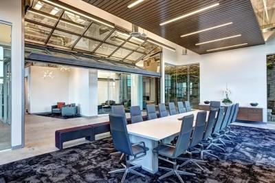 Những điều cần biết để thiết kế nội thất phòng họp cao cấp