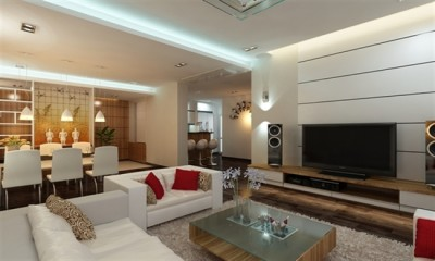 Thiết kế nội thất chung cư tại Lạng Sơn